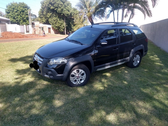 Fiat Palio Adventure 2011 1.8 16v Locker Flex Dualogic 5p