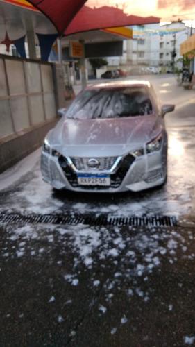 Imagem 1 de 1 de Nissan   Versa Sense Mod. 2021 Automático (cvt)  10.300 Km