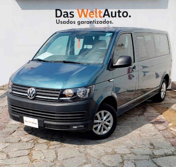 Volkswagen Transporter 2018 2.0 Pasajeros Mt 102 Hp