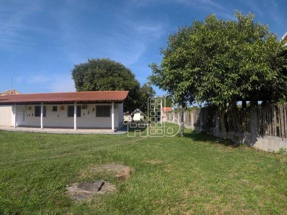 Sítio Com 10 Dormitórios À Venda, 5691 M² Por R$ 750.000 - Caxito - Maricá/rj - Si0026