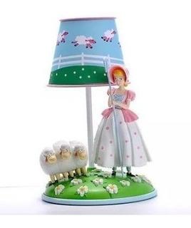 Lampara Pastorcita Bo Peep Toy Story 4 Disneypixar 35 Cm