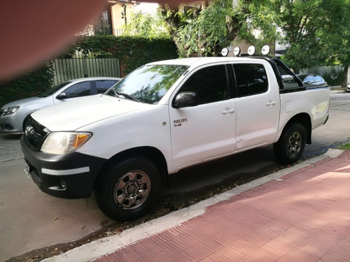 Toyota Hilux 4x4 Cabina Doble Dx Pack 2.5 Td Pick-up 2008