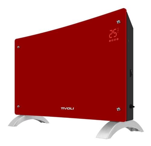 Panel Calefactor 2000w  Vitroconvector Tivoli Curvo Digital