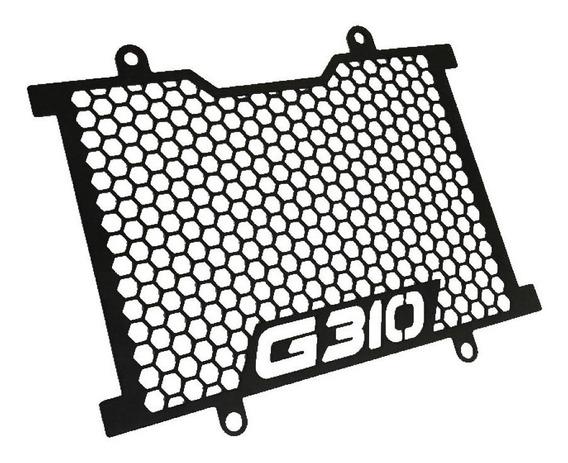 Protetor De Radiador Bmw G310 Grade Proteção G310gs