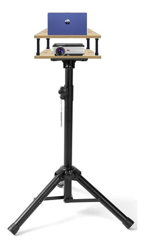 Tripode 2 Stand Proyector  Laptop Notebook  Dj  Dvd Monitor