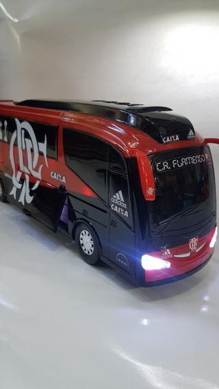 Miniatura Onibus Flamengo C Hino , Bluetooth
