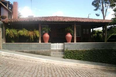 Casa Em Norte, Gravatá/pe De 155m² 5 Quartos À Venda Por R$ 270.000,00 - Ca166277