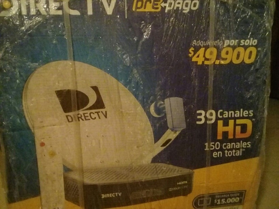 Kit Hd Direc Tv Antena Decodificador