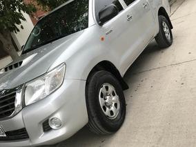 Toyota Hilux 2.5 Cs Dx Pack 120cv 4x4 - I3 2015