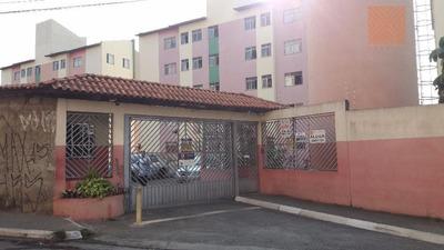 Apartamento Residencial Para Locação, Vila Sílvia, São Paulo. - Ap0354