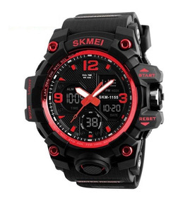 Relógio Masculino Skmei 1155 Digital Analógico Original