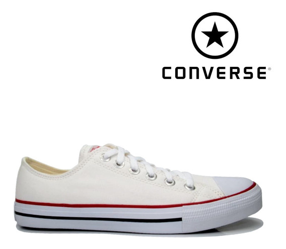 Tenis All Star Ct Lona Tradicional Escolar Unissex 60 % Off
