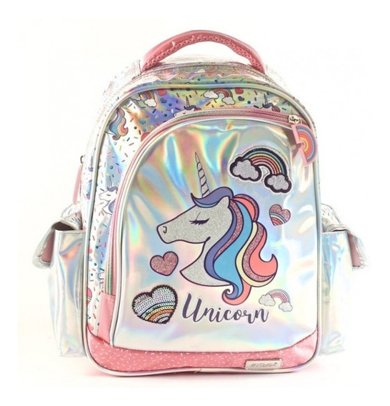 Mochila Kooshi Unicorn Fantasy Girl 13 Wabro Original