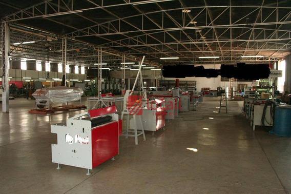 Barracão À Venda, 2330 M² Por R$ 3.300.000 - Rural - Penápolis/sp - Ba0144
