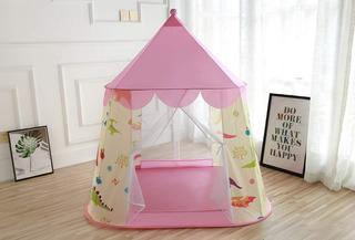 Casa De Campaña Para Niños Y Bebes Con Imagen De Dinosaurio