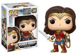 Funko Pop Wonder Woman Justice League Orig