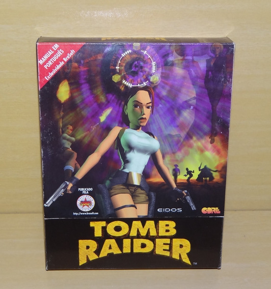 Tomb Raider 1 - Pc