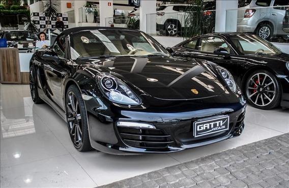 Porsche Boxster 2.7 I6 24v