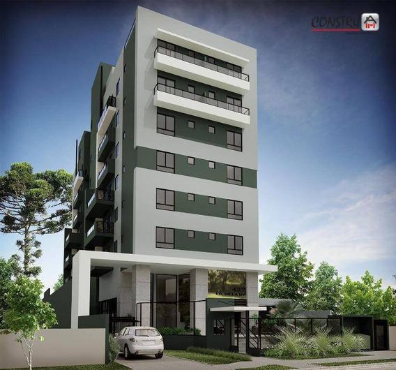 Apartamento À Venda, 104 M² Por R$ 534.582,84 - Vila Izabel - Curitiba/pr - Ap0244