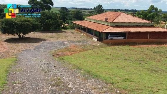 Chácara Em Capela Do Alto Próximo De Sorocaba - 1629