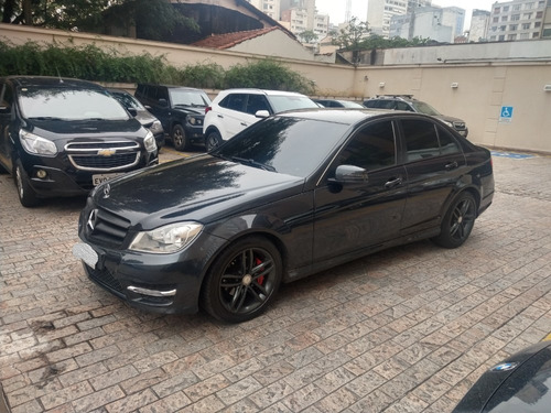 Mercedes C 180 Sport  Turbo Gasolina Ano 2013