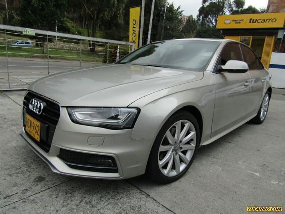 Audi A4 Luxury Sportline At 1800 Turbo