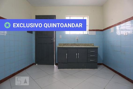 Apartamento Térreo Com 1 Dormitório - Id: 892990601 - 290601