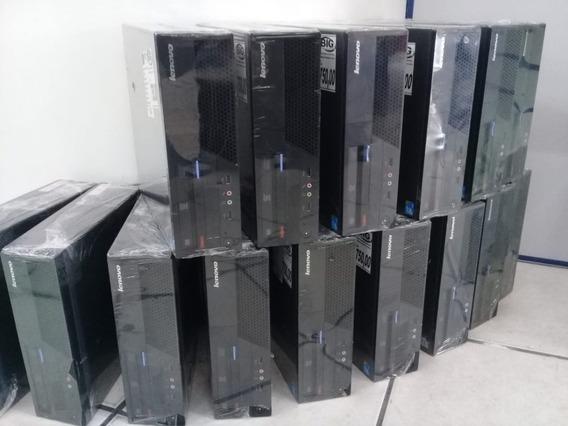 Pc Cpu Desktop Lenovo Intel Core 2 Duo 4gb Ddr3 Hd 500gb