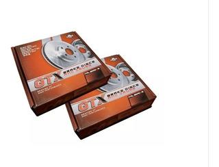 Discos De Freno 325i E90 Traseros Gtxhc
