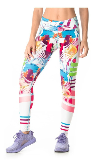 Calzas Deportivas Mujer Touche Sport Lycra Mujer Gym Ls 350