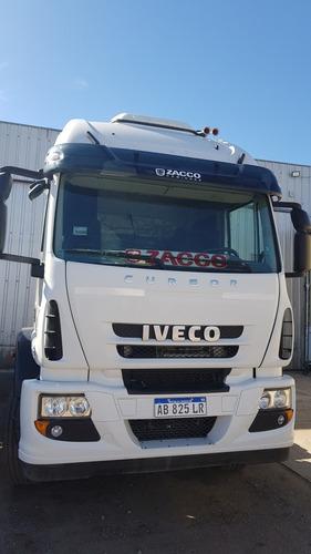 Iveco Cursor 450c33 78mil Kms Reales Impecable -financiado