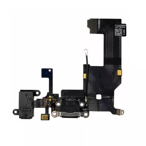 Peça Dock Para iPhone 5s Fone Antena Usb E Carga.