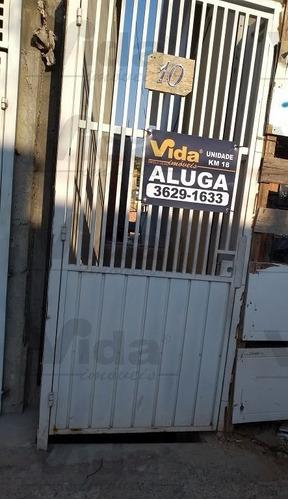 Casa Térrea Para Locação Em São Pedro  -  Osasco - 36387