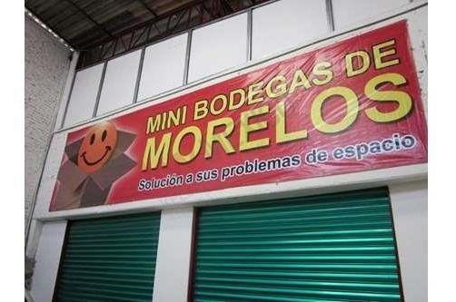 Renta De Mini Bodegas De Diversos Tamaños A 10 Minutos De Cuernavaca Y A 15 De Jiutepec