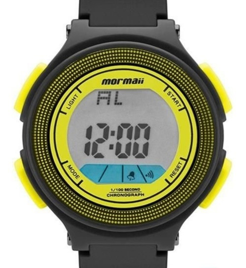 Relógio Mormaii Fun Unissex Mo0974d/8y