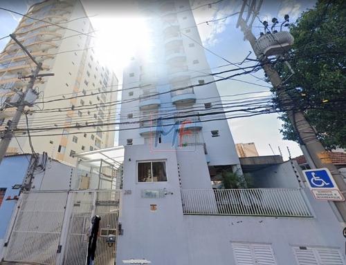 Imagem 1 de 8 de Ref: 2030 - Excelente Apartamento No Bairro Fundacao, Fácil  Cptm São Caetano E Av. Do Estado Com 2 Dorms (1 Suíte), Armários, 2 Vagas. - 2030