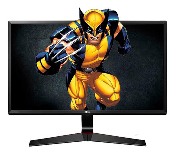 Monitor Gaming Lg 27 Ips (27mp59g-p) Full Hd 1920*1080p