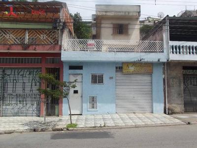 Casa Residencial Para Locação, Laranjeiras, Caieiras. - Ca0412