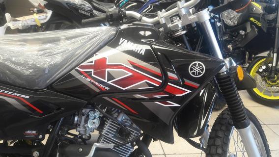 Yamaha Xtz 125 12 Cuotas O 18, Marellisports 0km