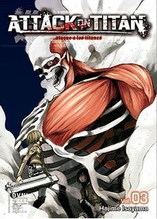 Attack On Titan 03 - Hajime Isayama