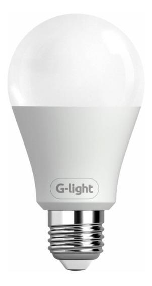 Lâmpada Led Dimerizável 9w 110v Branco Frio 6500k G-light