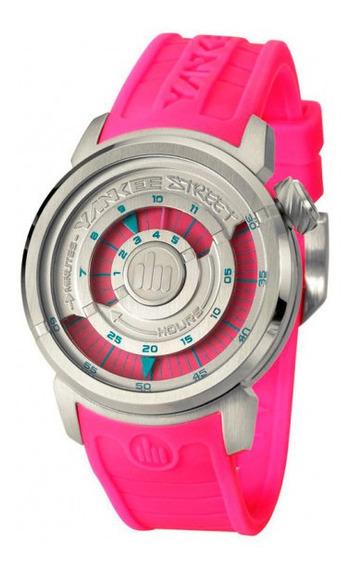 Relógio Yankee Street Feminino Ys38196h Lindo E Estiloso