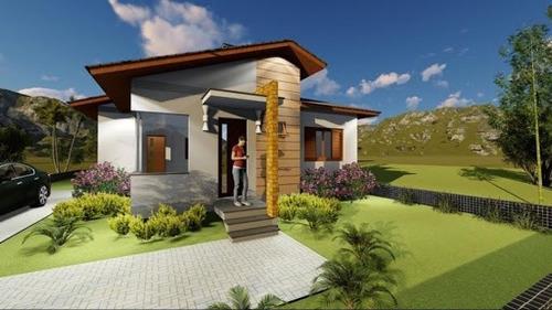 Casa À Venda, 50 M² Por R$ 200.000,00 - Rio Maina - Criciúma/sc - Ca1887