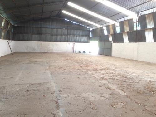 Imagem 1 de 19 de Galpão Comercial Para Venda E Locação, Jardim Da Represa, São Bernardo Do Campo. - Ga1235