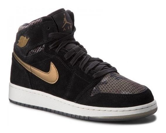 Tenis Nike Air Jordan 1 Retro High Gg Heiress Camo Original