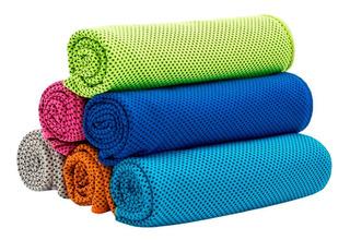 Toalla Mágica Refrescante Cooling Towel Efecto Frio Pack X 2