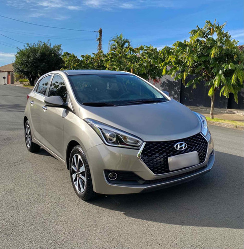 Imagem 1 de 6 de Hyundai Hb20 2019 1.6 Premium Flex Aut. 5p