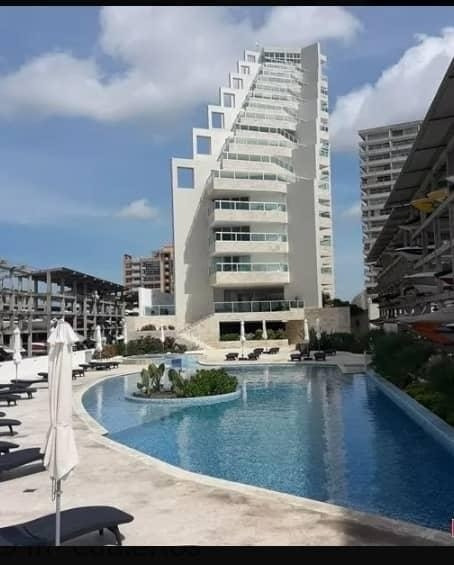 Apartamento En Venta Residencias Atlántica, Tucacas