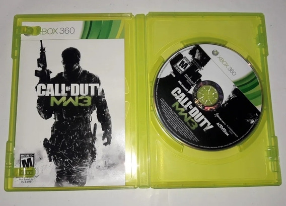 Call Of Duty Mw3 Xbox 360 Original