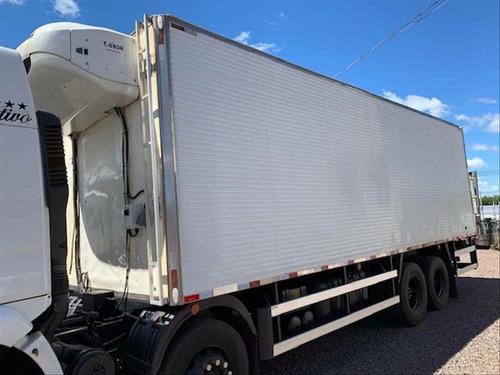 Carroceria Sobre Chassi  Truck Bau Frigorifico